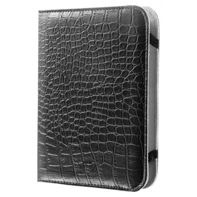 """Tablet Flip-case 6"""" Imitatieleer Zwart"""