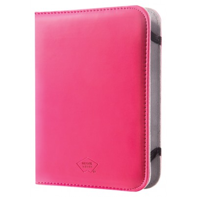 "Tablet Flip-case 6"" Roze"