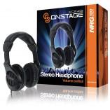Hoofdtelefoon Over-Ear 3.5 mm Zwart online winkel