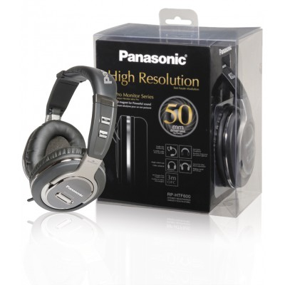 Panasonic Koptelefoon RP-HTF600E-S Zilver