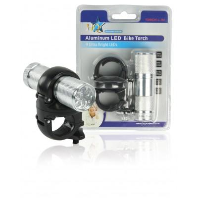 Aluminium LED fietslamp
