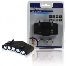 Ultra heldere LED cap lamp