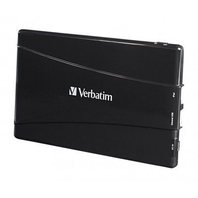 Portable Power Bank 10000 mAh USB Zwart