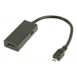 MHL Kabel USB Micro-B 5-Pins Male - HD online winkel