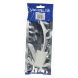MHL Kabel USB Micro-B 5-Pins Male - HDMI Uitgang + U