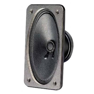 Ovale breedbandluidspreker 15 W 100 V