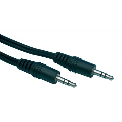 Aux kabel 2.5mm  to 2.5mm micro jack 1,2mtr